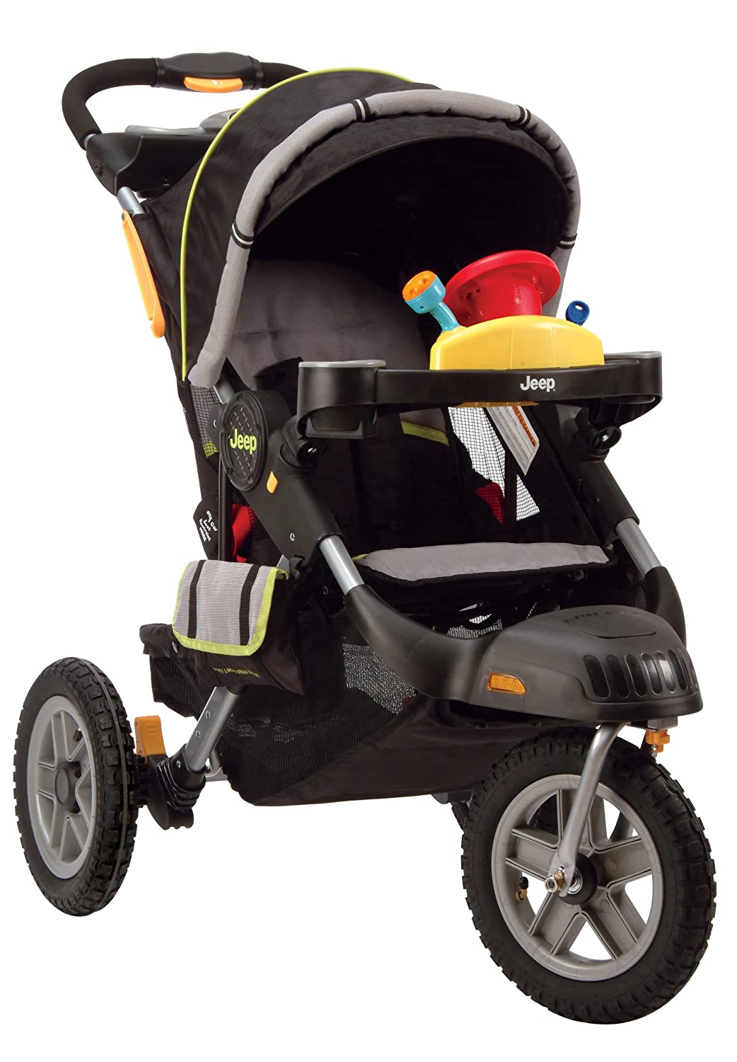 Kolcraft Jeep Liberty Limited Urban Terrain Stroller Review