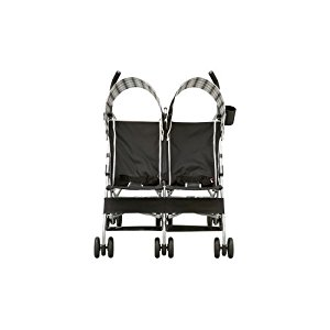 Delta City Street Side by Side Stroller, Black Review