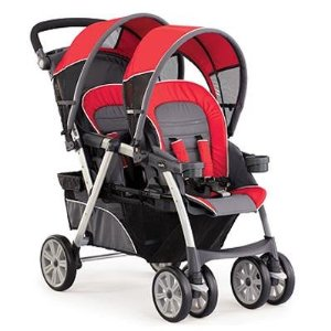 Chicco Cortina Together Double Stroller, Fuego Review