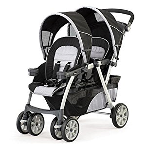 Chicco Cortina Together Double Stroller Romantic – Chicco 00079043430070 Review