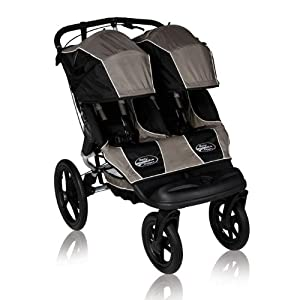 Baby Jogger Summit XC Double Stroller Review