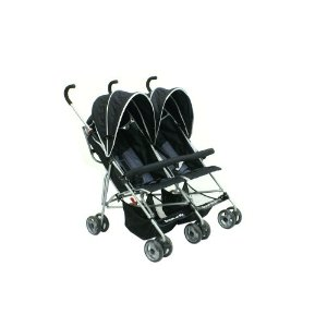 Dream On Me Double Twin Stroller Review