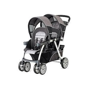 Chicco Cortina Together Double Stroller – Cubes Review