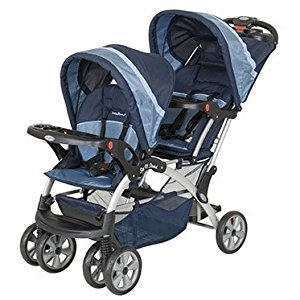 BABY TREND Sit N Stand Double Stroller – Vision Review