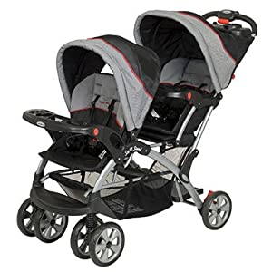 BABY TREND Sit N Stand Double Stroller – Millennium Review