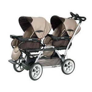 Peg Perego Duette SW Stroller Review