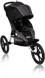 Baby Jogger F.I.T. Single Jogging Stroller Review