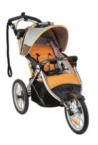 Jeep Overland Limited Jogging Stroller, Fierce Review
