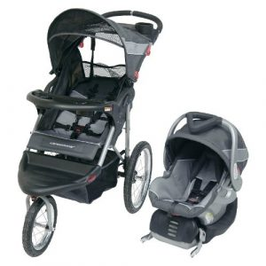 Baby Trend Jogger Travel System Gray Mist Review