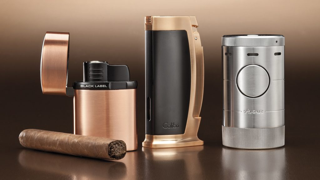 How did I decide on cigar lighters to get SmokeProfy evaluation?